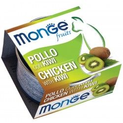 Monge Fruits Pollo con Kiwi 80 gr