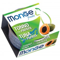 Monge Fruits Tonno con Papaya 80 gr