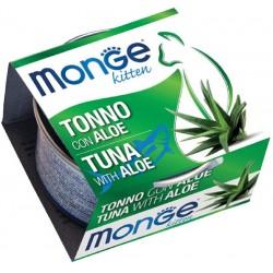 Monge Fruits Kitten Tonno e Aloe 80 gr