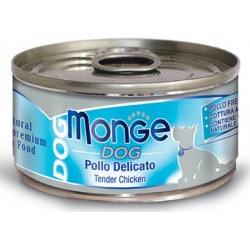 Monge Dog Natural Superpremium Pollo Delicato 95 gr