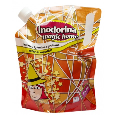 Inodorina Magic Home Cedro e Bergamotto 1L