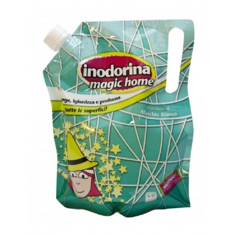 Inodorina Magic Home Muschio Bianco 1L