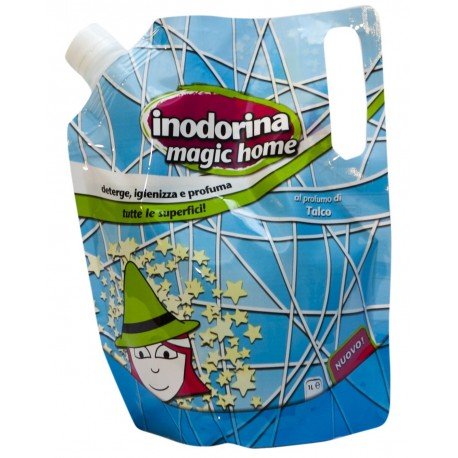 Inodorina Magic Home Talco 1L