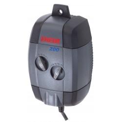 EHEIM 200 l/h Air Pump Areatore ossigenatore per acquario