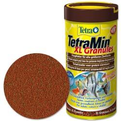 Tetra TetraMin XL Granules 250 ml 82g mangime granuli per acquario