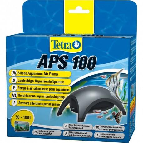 Tetra aps 100 aeratore acquario 50 - 100 lt max