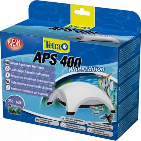 Tetra aps 400 Bianco aeratore per acquario 250-600 lt max