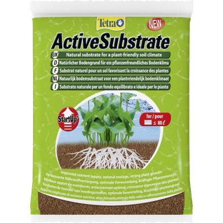 Tetra Active Substrate 6 lt Fondo Fertilizzante per Acquario