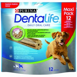 Purina Dentalife Large 12 Stick 426 gr Snack per Cane