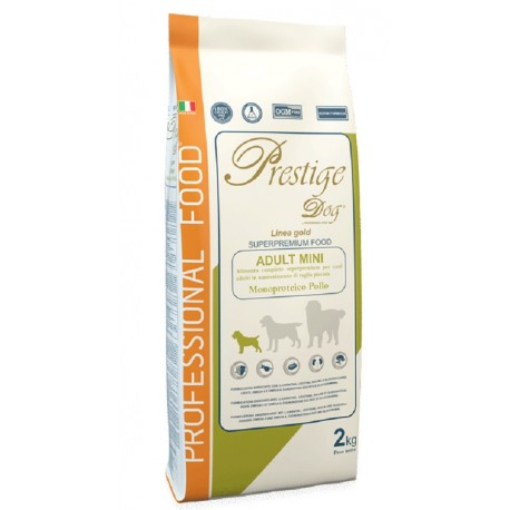 Prestige Dog Mini Adult al Pollo 2 Kg