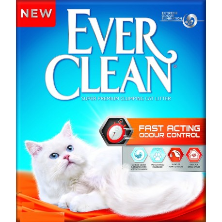 Ever Clean Fast Acting Odour Control 6 L