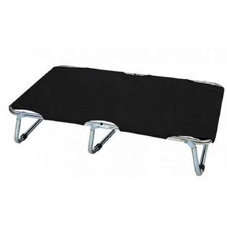 Brandina Impermeabile nera pieghevole in alluminio 75 x 115 cm