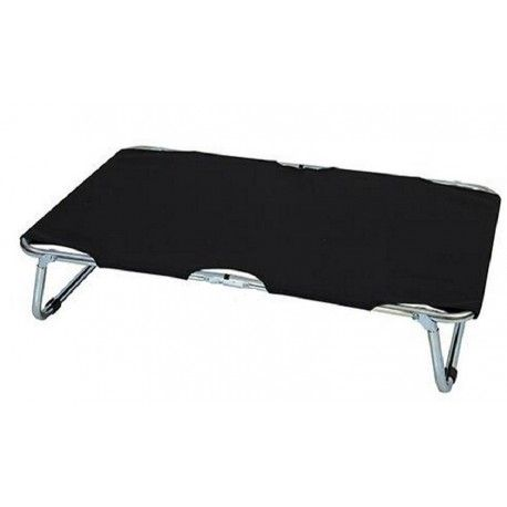 Brandina Impermeabile nera pieghevole in alluminio 60 x 100 cm