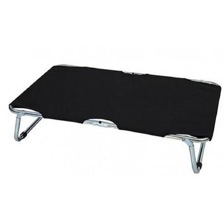 Brandina Impermeabile nera pieghevole in alluminio 55 x 90 cm