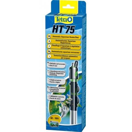 Tetra Riscaldatore HT 75 watt per Acquario tartarughiera