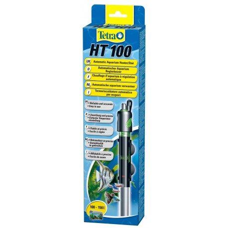Tetra Riscaldatore HT 100 watt per Acquario tartarughiera