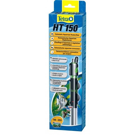 Tetra Riscaldatore HT 150 watt per Acquario tartarughiera