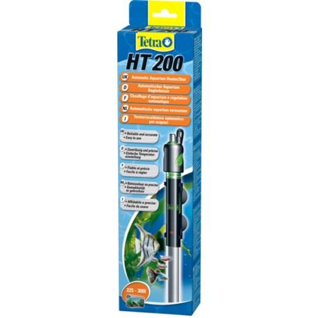 Tetra Riscaldatore HT 200 watt per Acquario tartarughiera