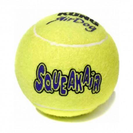Kong Air Dog Squeakair Balls medio AST2B Gioco Palla per Cani