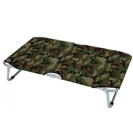 Leopet Brandina Militare Impermeabile Pieghevole 60 x 40 cm per Cani