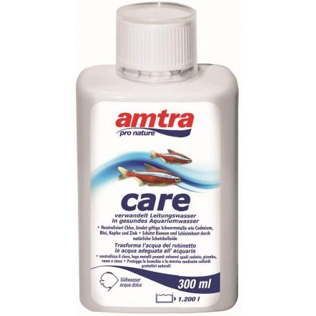 Amtra Care 300 ml Biocondizionatore per acquario
