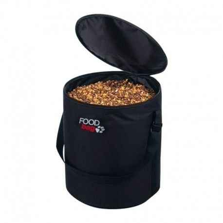 Trixie Food Bag Contenitore in Nylon 10 Kg per Crocchette Art. 24661