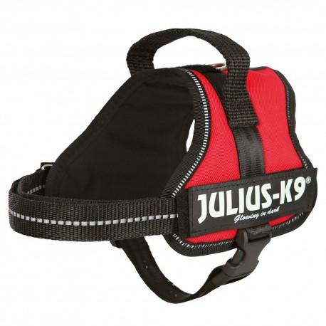 Julius K9 Pettorina Baby 2 Xs - S Red per Cane fino a 5 Kg