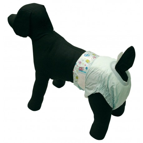 Dog Nappy Small Pannolini Usa e Getta per cane
