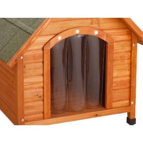 Porta per Cuccia Chalet Large cm 33x45h per Cane