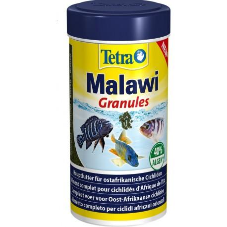 Tetra Malawi Granules 250 ml 93g Mangime in Granuli per Ciclidi