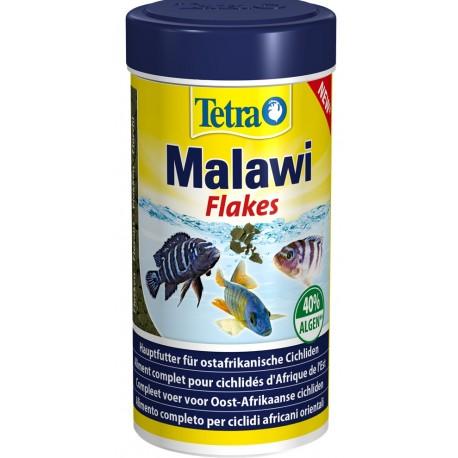 Tetra Malawi Flakes 250 ml 52g Mangime in Fiocchi per Ciclidi