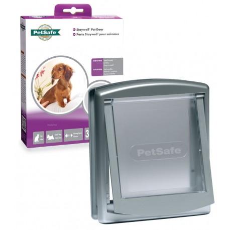 Petsafe Staywell 737 Porta Basculante Bianca per Cane e Gatto max 7 Kg