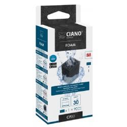Askoll Ciano Foam M Ricambio spugna per filtro acquario