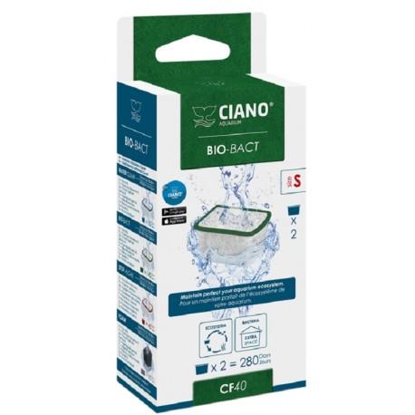 Askoll Ciano Bio-Bact S ricambio batteri per acquario
