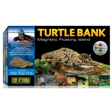 Exo Terra Turtle Bank Large isola galleggiante PT3802