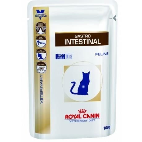 Royal Canin Gastrointestinal Bustine Gatto 12 x 100 gr