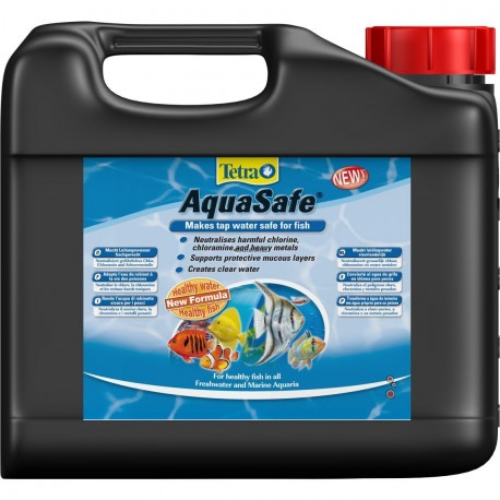 Tetra AquaSafe 5000 ml Biocondizionatore per Acquario