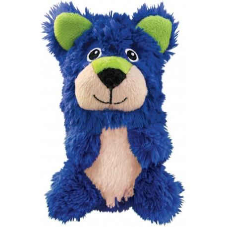 Kong Huggz Fox Large Peluche Blu per Cane RBS11