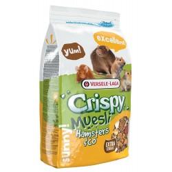 Versele Laga Crispy Muesli Hamsters & Co Miscela per Criceti 1Kg