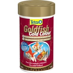 Tetra Goldfish Gold Colour 100 ml 30g Mangime per Pesci Rossi