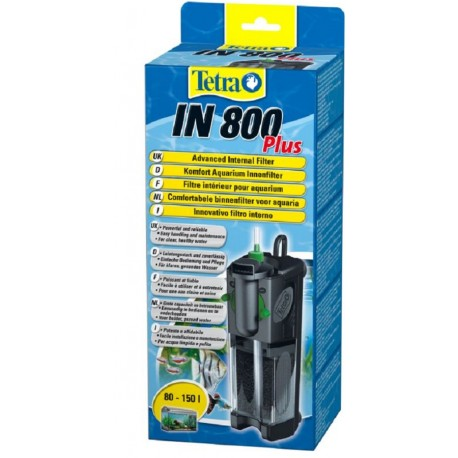 Tetra IN Plus 800 Filtro Interno per Acquario