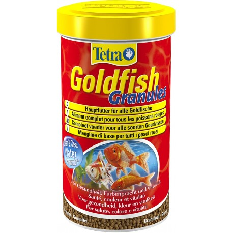 Tetra GoldFish Granules 1000 ml 315g Granuli per Pesci Rossi