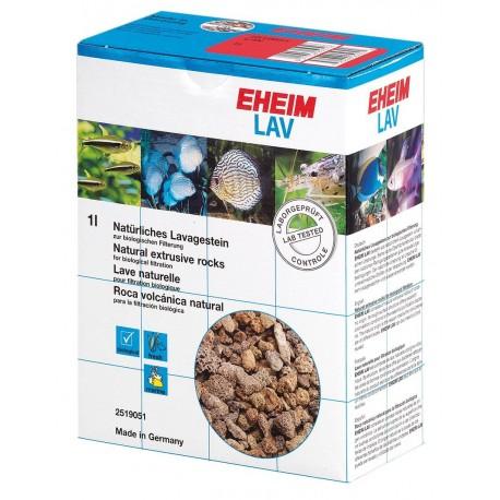 Eheim 2519051 LAV 1 Litro Lapilli per insediamento batteri