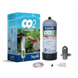 Aquili Co2 Small System Impianto Completo di Co2 per piccoli Acquari