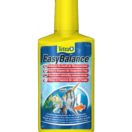Tetra Easy Balance 250ml per 1000lt acqua pulita per acquario