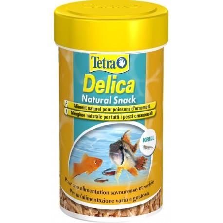 Tetra Delica Krill 100 ml 14g Mangime per Pesci Acquario