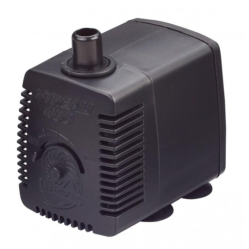 Pompa stream 480 per filtro acquario for Pompa per acquario tartarughe