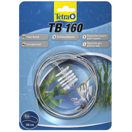 Tetra TB 160 scovolino per tubi cm 160 spazzola pulizia tubi