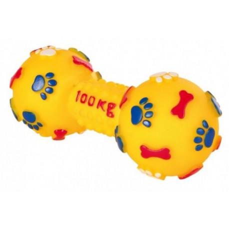 Trixie gioco Bilanciere in vinile per cane colori assortiti