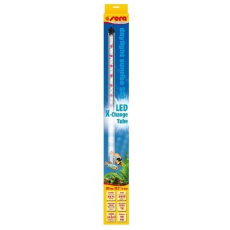 Sera LED X-Change Tube daylight Sunrise 520 Luce diurna per Acquario